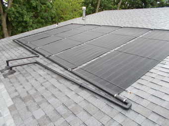 Solar Pool Collectors, Schenectady, NY