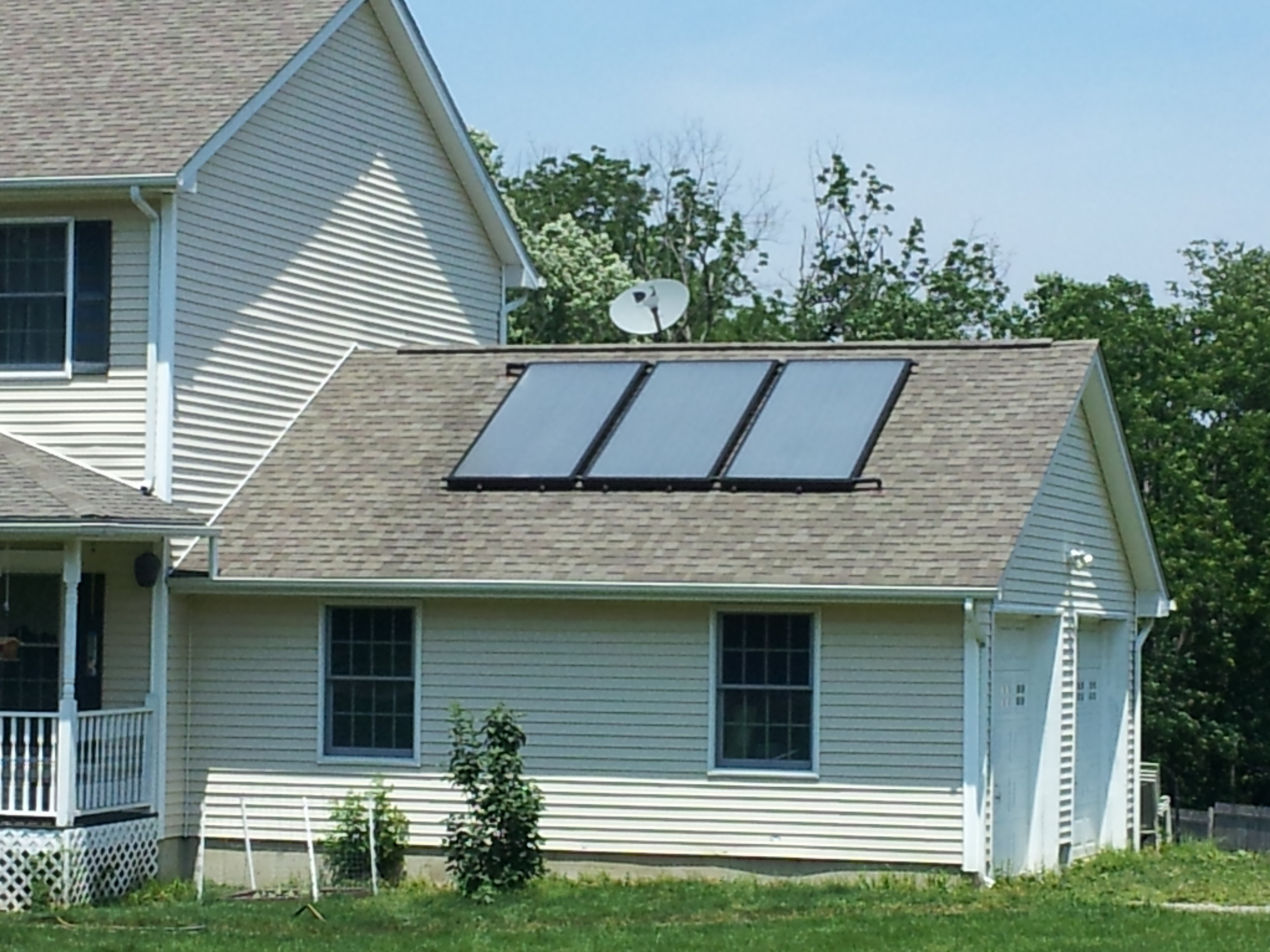 APEX Thermal Services - Solar Hot Water, Solar Pool Heating, Radiant ...